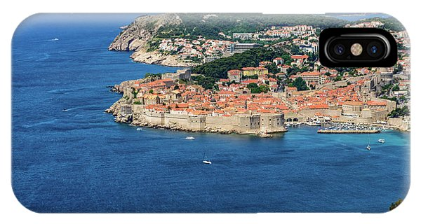 Pearl Of The Adriatic, Dubrovnik, Known As Kings Landing In Game Of Thrones, Dubrovnik, Croatia IPhone Case