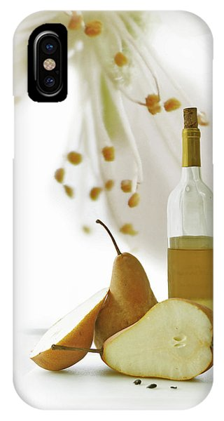 Pears Blossom IPhone Case