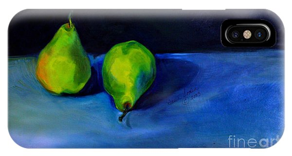 Pears Space Between IPhone Case