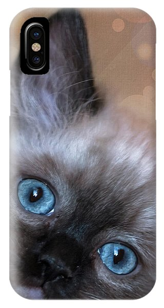Peek-a-boo 2 IPhone Case