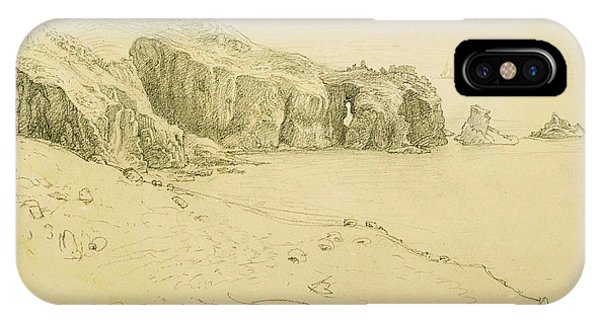Pele Point, Land's End IPhone Case
