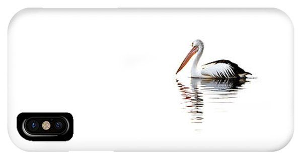 Pelican iPhone Case - Pelican Adrift by Az Jackson