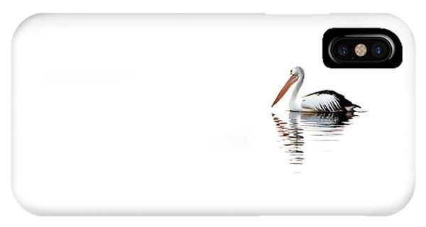 Nsw iPhone Case - Pelican Adrift by Az Jackson