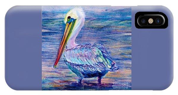 Pelican Gaze IPhone Case