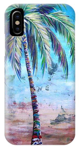 Pelican Palm I IPhone Case