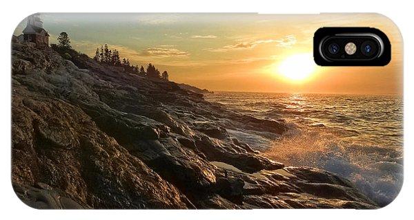 Pemaquid Lighthouse IPhone Case