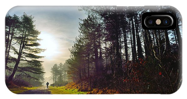 Pembrey Country Park 1 IPhone Case