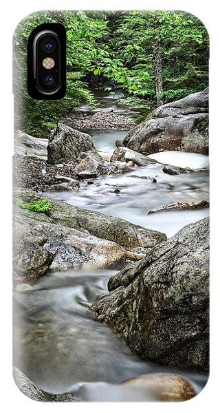 Pemigewasset River Nh IPhone Case