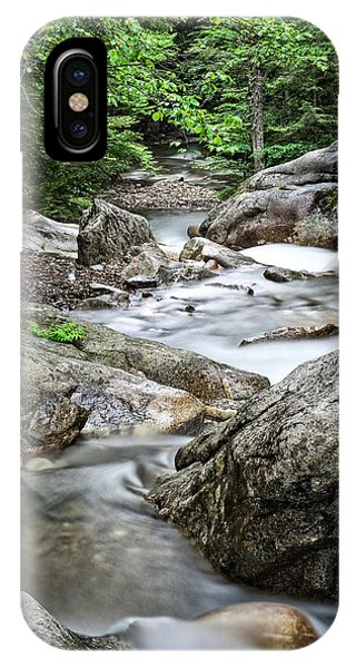 Pemigewasset River Nh IPhone Case