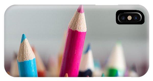Pencils 4 IPhone Case