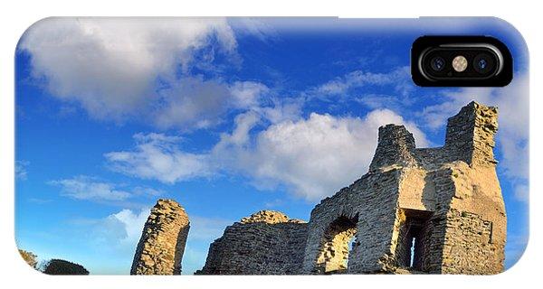 Pennard Castle IPhone Case