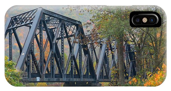 Pennsylvania Bridge IPhone Case