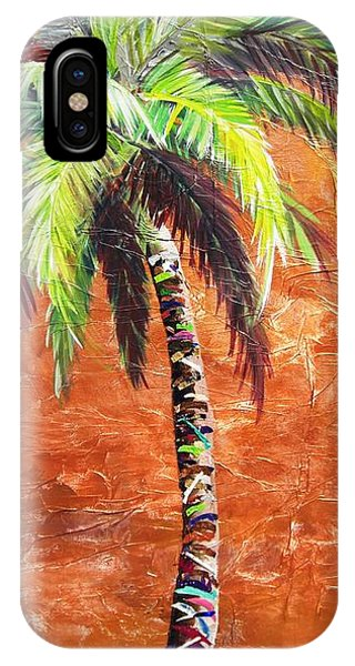 Penny Palm IPhone Case