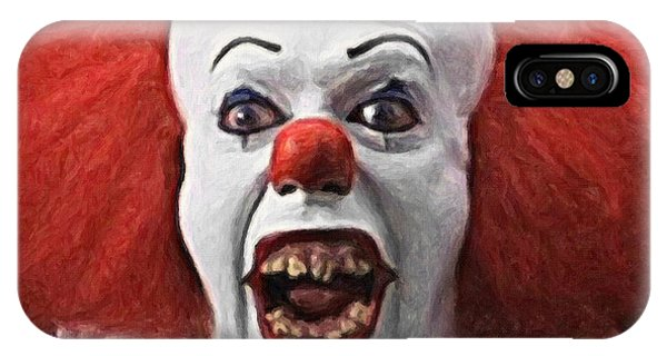 Pennywise The Clown IPhone Case