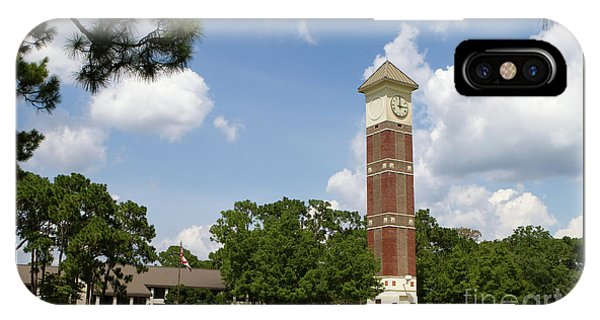 IPhone Case featuring the photograph Pensacola State College by Steven Frame