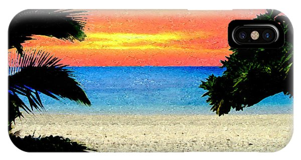 Pensive Place 2 Phone Case by Anthony Caruso