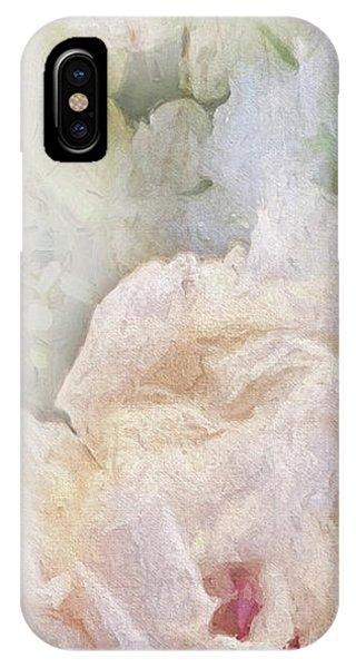 Peony 3 IPhone Case