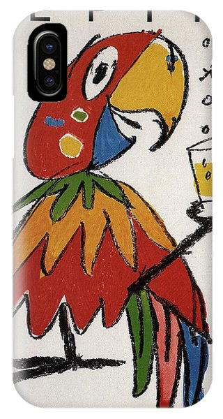 Grapefruit iPhone Case - Pepita - Grapefruit Drinks - Vintage Advertising Poster by Studio Grafiikka