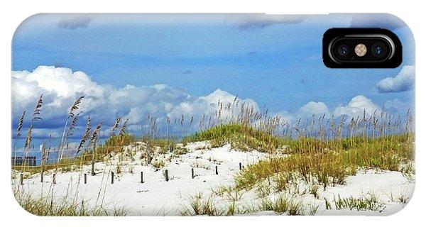 Perdido Key Fl Dunes IPhone Case