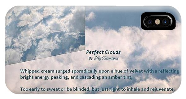 Perfect Clouds IPhone Case