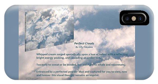 Perfect Clouds IPhone Case
