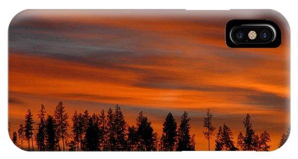 Perfect Evening IPhone Case
