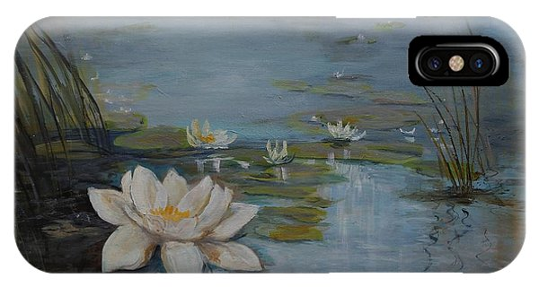 Perfect Lotus - Lmj IPhone Case