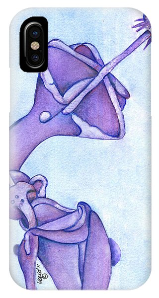 Distincta In Perpetuity IPhone Case