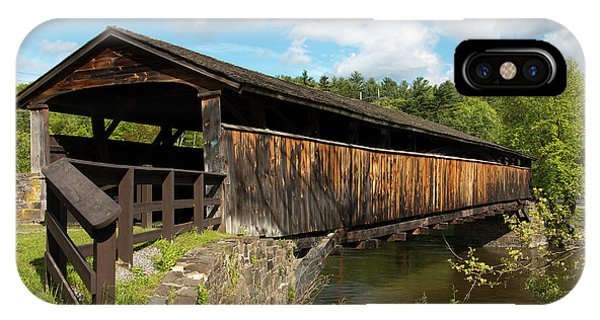 Perrine's Bridge In May IPhone Case
