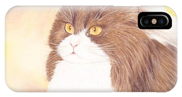 Persian Kitty IPhone Case
