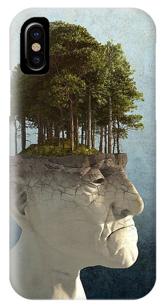 Old iPhone Case - Personal Growth by Cynthia Decker