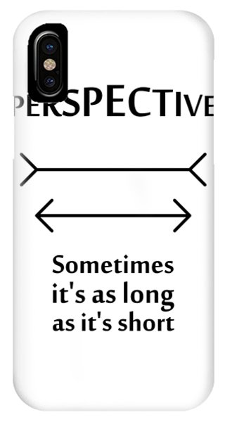 Perspective IPhone Case