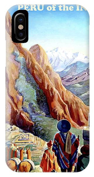 Peru iPhone Case - Peru, Mountains, Incas, Landscape by Long Shot