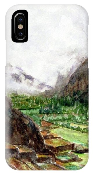 Peru2 IPhone Case