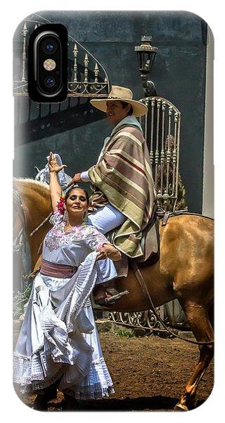 Peru iPhone Case - Peruvian Dance by Dado Molina