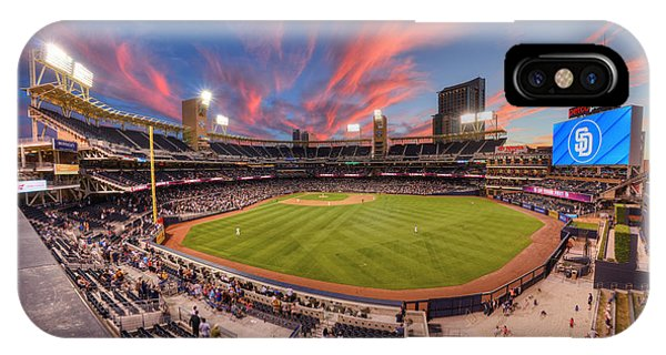 Petco Park - Farewell To 2015 Season IPhone Case