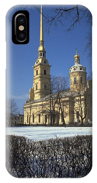 Peter And Paul Cathedral IPhone Case