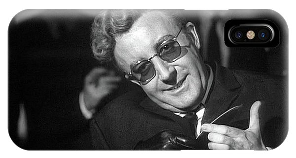 Peter Sellers As Dr. Strangelove Number One Color Added 2016 IPhone Case