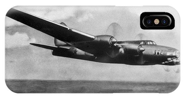 Petlyakov Pe-8, Soviet Ww2 Bomber Phone Case by Ria Novosti