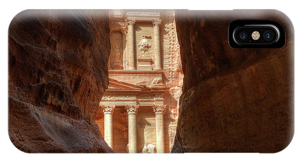 Petra Treasury Revealed IPhone Case