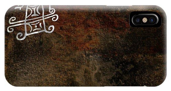 Petroglyph 8 IPhone Case