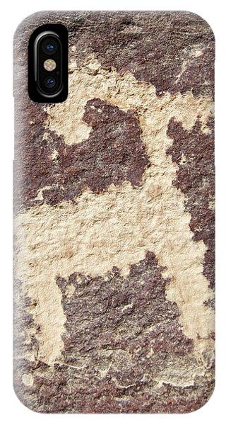Petroglyph - Fremont Indian IPhone Case