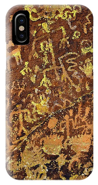 Petroglyph Records IPhone Case