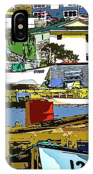 iPhone Case - Petty Harbor by Bill Linn