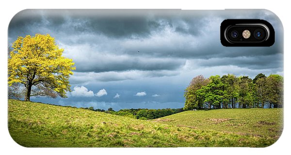 IPhone Case featuring the photograph Petworth Dark And Light by Michael Hope