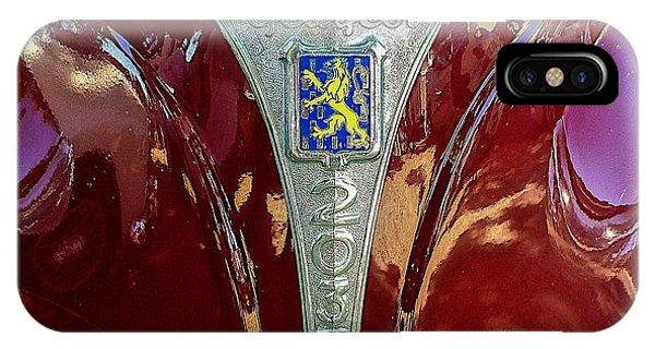 Peugeot 203 IPhone Case