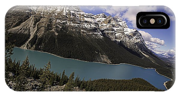 Peyto Lake IPhone Case