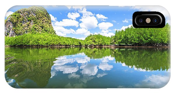 Phang Nga Bay IPhone Case