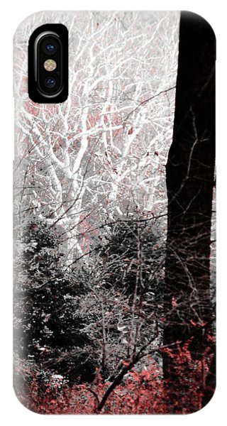 Phantasm In Wildwood IPhone Case