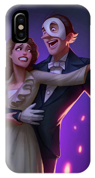 Musical iPhone Case - Phantom by Adam Ford